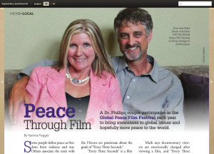 sheri and mark magazine